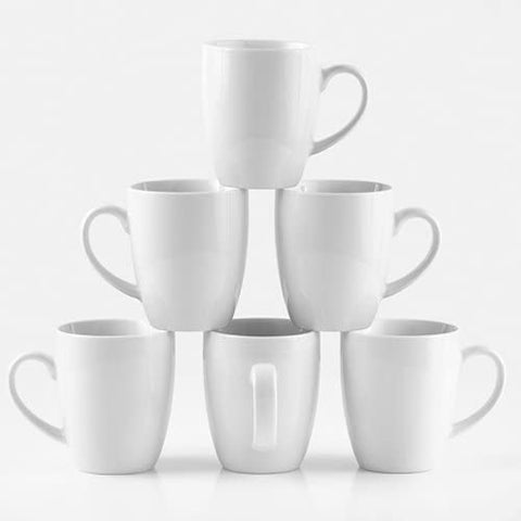 Image of coffee Mugs- 4 count - AVM