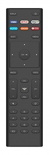 Remote Control Works for Vizio