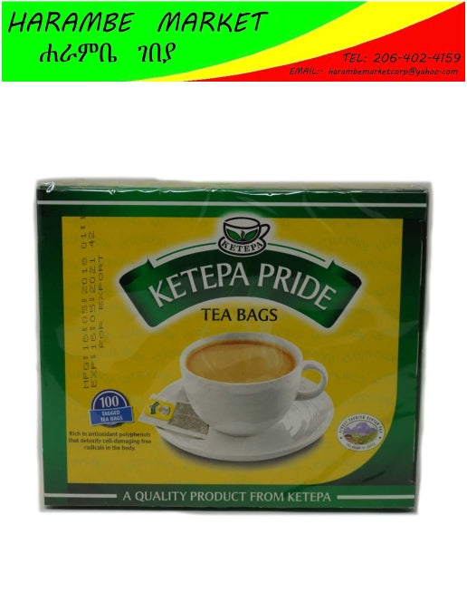 A Quality Tea From Ketpa - AVM