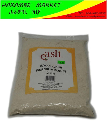 Image of 98 HM Juwar & White Corn Flour