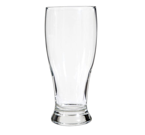 Image of Famous-Maker Pilsner Glass Pub Glasses- 4 count - AVM