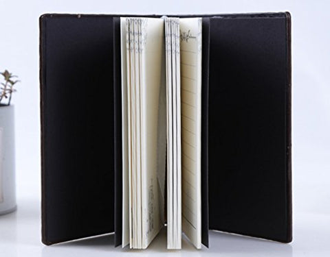 Leather Writing Notebook Afrikan Elephant Journals Daily Weekly Monthly Planner