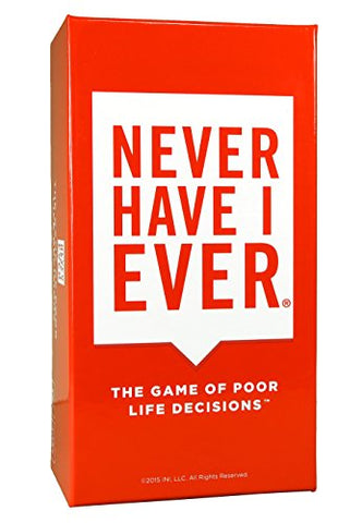Image of Never Have I Ever -- Hilarious and Strategic New Card Game - AVM