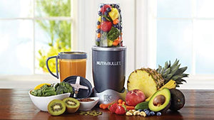 NutriBullet 12-Piece High-Speed Blender/Mixer System, (600 Watts)