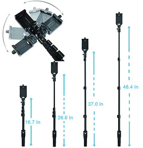 "Image of 49"" Selfie Stick - AVM"