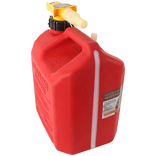 Poly Gas Can - AVM