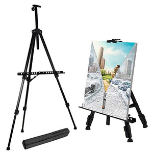 66 Inches Reinforced Artist Easel Stand - AVM