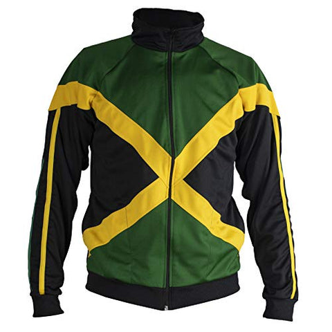 Jamaica Proud Power Authentic Jamaican Long Sleeved - AVM