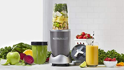 Image of NutriBullet 12-Piece High-Speed Blender/Mixer System, (600 Watts) - AVM