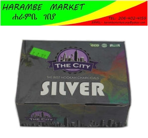 The city The best hookah charcoal - AVM