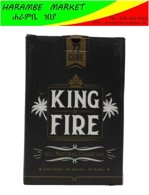 Image of King Fire All Natural Charcoal - AVM