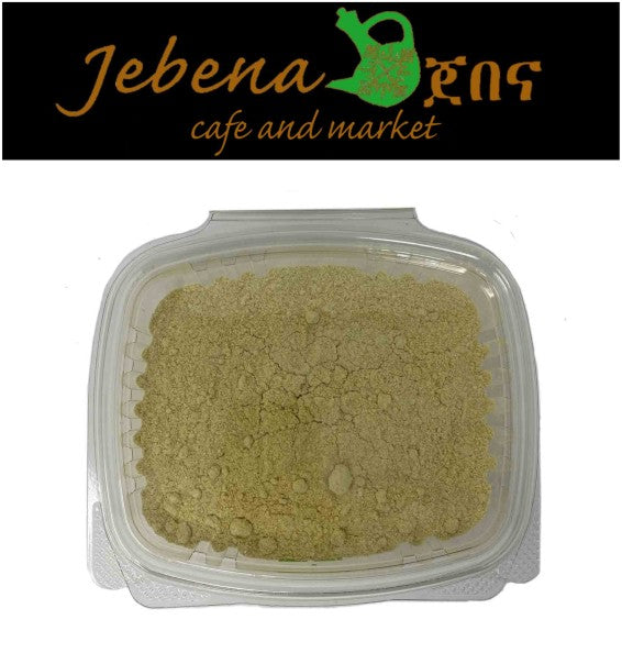 Fenugreek Powder, All natural, No Artificial Flavors or Preservatives,(የተፈጨ አብሽ) - AVM