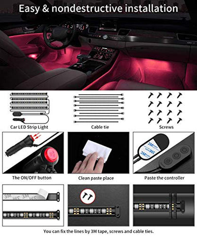 Interior Car Lights - AVM