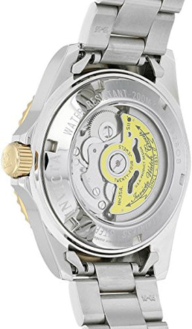 Image of Men's Two-Tone Automatic Watch - AVM