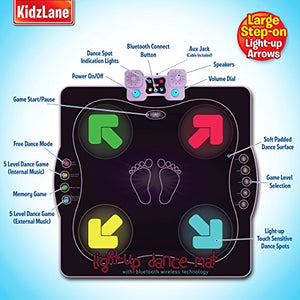 Light Up Dance Mat