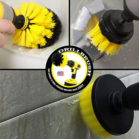Image of All Purpose Power Scrubber Cleaning Kit - AVM