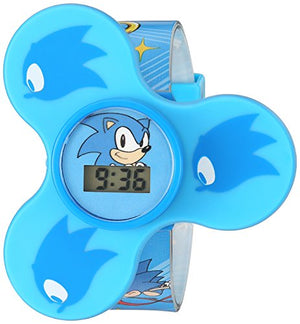 Sonic the Hedgehog Quartz Plastic Strap - AVM