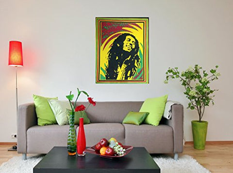 Bob Marley Poster for home decoration - AVM