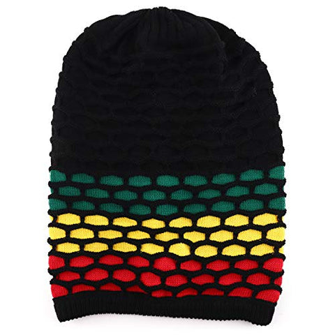 Image of Rastafarian Dreadlock Reggae 100% Cotton