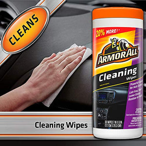 2 Pack All Car Cleaning and Leather Wipes