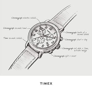 Chronograph Quartz 40mm Watch