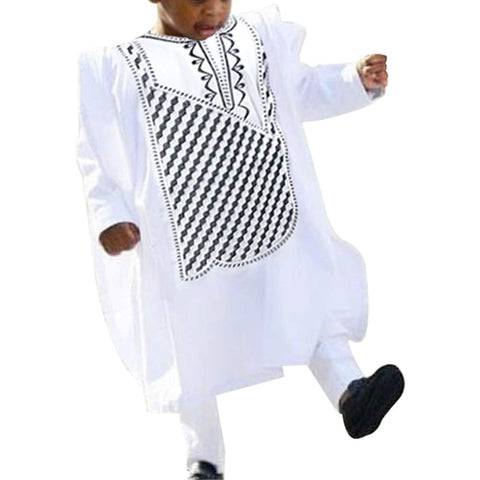 Image of Afrikan Dashiki 3 pieces Outfit - AVM