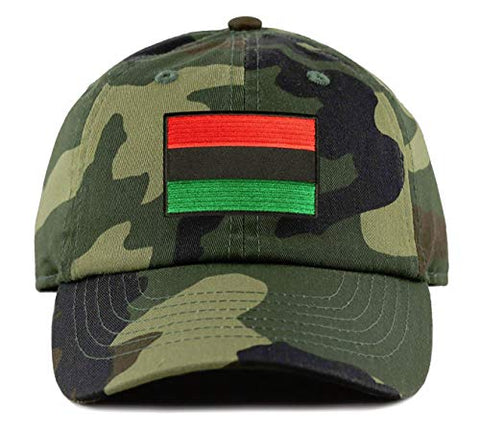 Pan Afrika Flag Hat - AVM