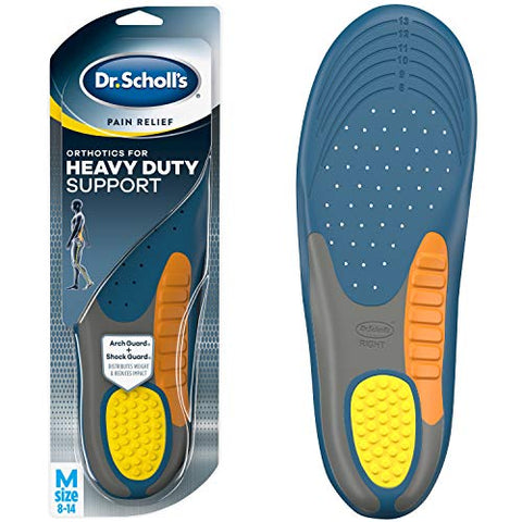 Image of HEAVY DUTY SUPPORT Pain Relief Orthotics - AVM