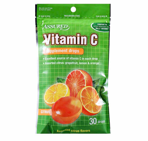 Image of Vitamin C Supplement Drops- D20 - AVM