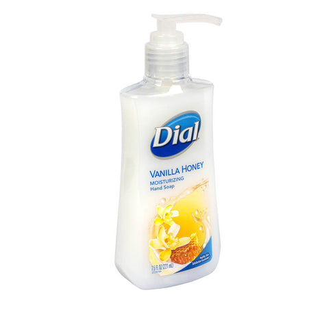 Dial Vanilla Honey Moisturizing Hand Soap- 4 count - AVM