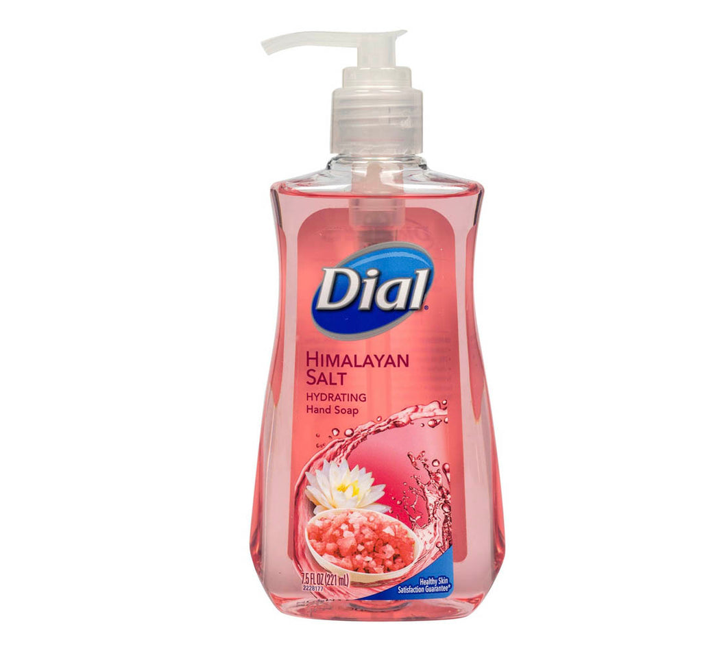 Dial Himalayan Salt Hydrating Hand Soap- 4 count - AVM