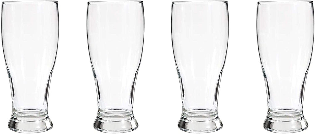 Famous-Maker Pilsner Glass Pub Glasses- 4 count - AVM