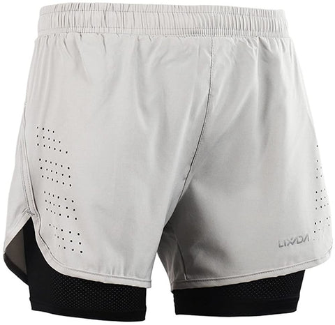Image of Men's 2-in-1 Running Shorts - AVM