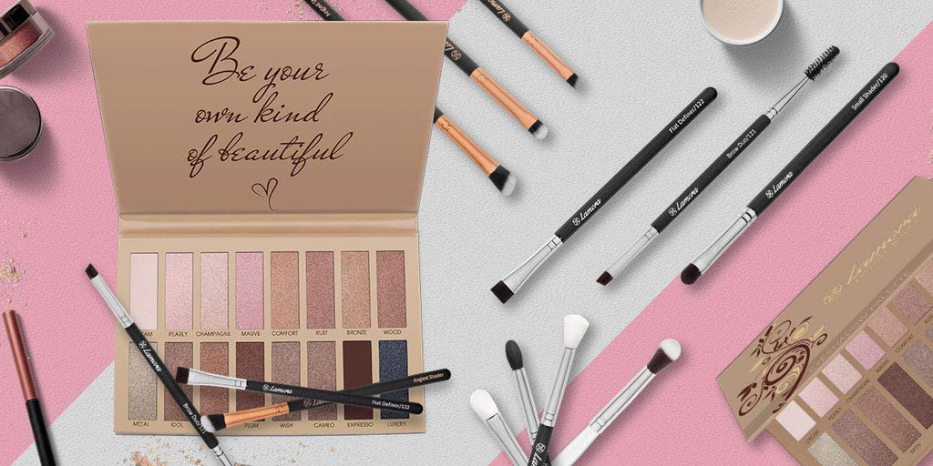 Best Pro Eyeshadow Palette Makeup - AVM