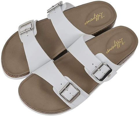 Image of Womens Slide Sole Sandals - AVM