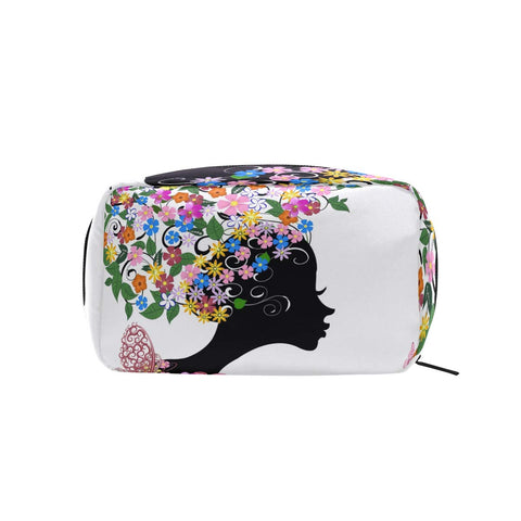Afrikan Woman Toiletry Bag Organizer Accessories Case - AVM