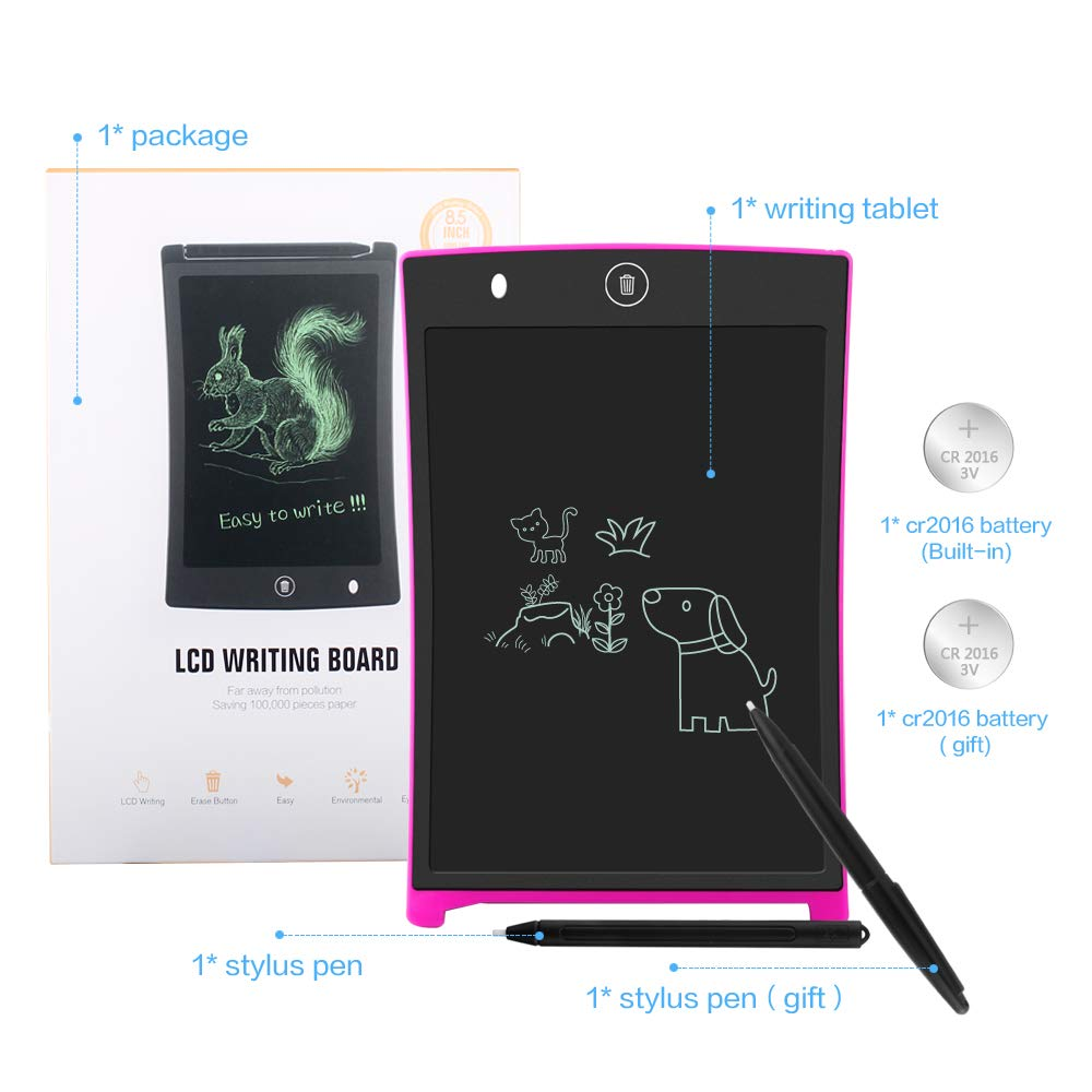 LCD Writing-Drawing Tablet - AVM