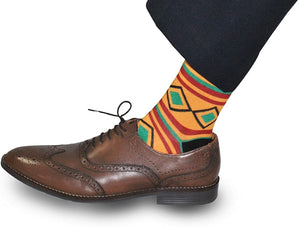 Fashion socks for men