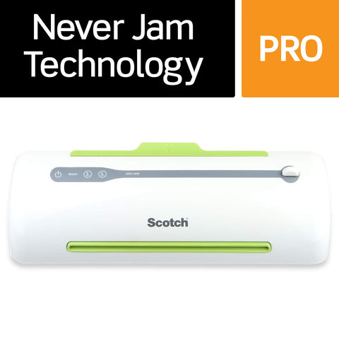PRO Thermal Laminator with Anti-jam Technology - AVM