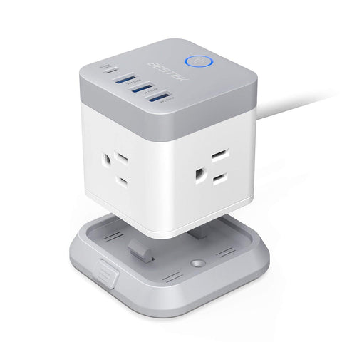 Vertical Cube Mountable Power Outlet - AVM