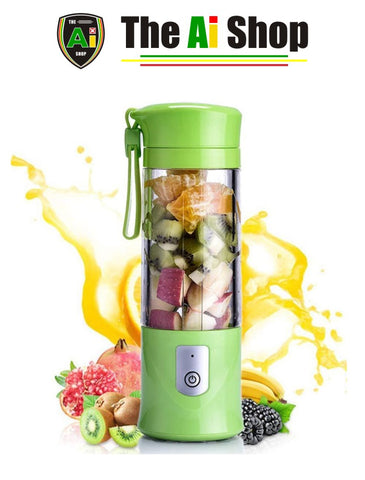 USB Rechargeable Portable Mini Fruit Blender Juicer Cup - AVM