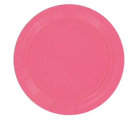 Paper Party Plates- 48 count - AVM