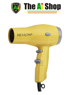 Compact & Lightweight Hair Dryer - AVM