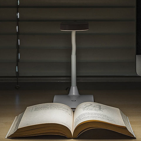 Image of LED Desk Lamp with USB Port, 3-Way Touch Switch