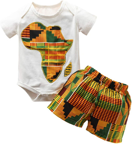 Image of 3Pc Newborn Baby Clothes - AVM