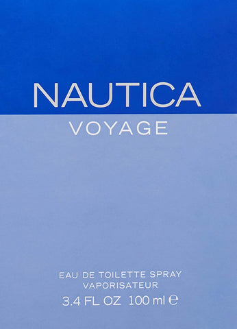Image of Nautica Voyage Eau de Toilette Spray for Men - AVM