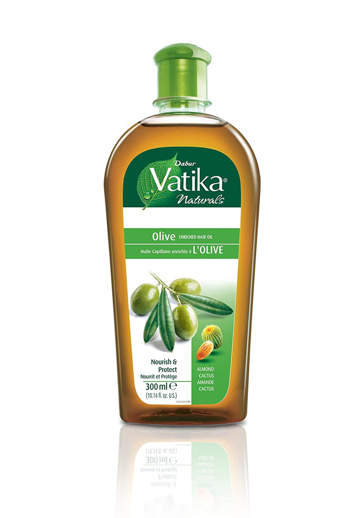 Vatika Hair Oil, enriched with henna, amla, lemon, and five other  herbs - AVM