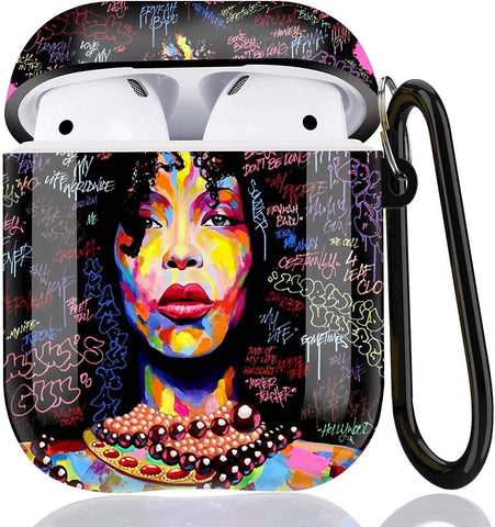 Image of Afrikan Women Airpods Case Cover - AVM