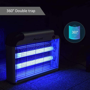 20W Electronic Bug Zapper, Insect Killer