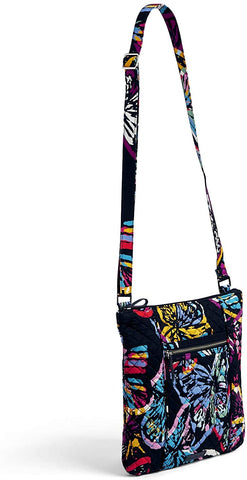 Women's Signature Cotton Hipster Crossbody Purse - AVM
